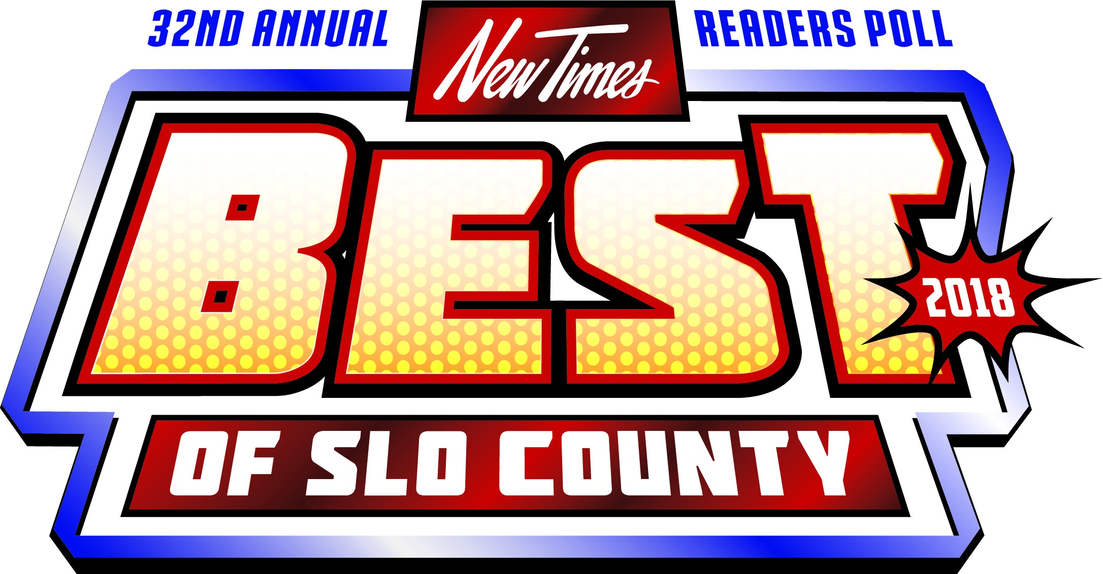 Best of SLO 2018 - Promotional Materials | New Times San Luis Obispo