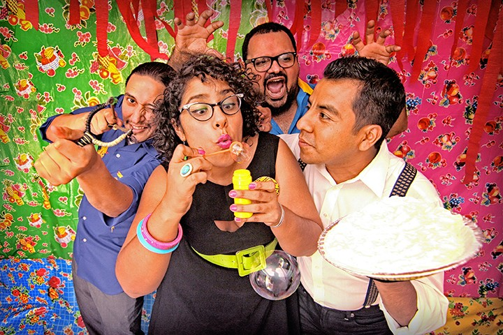 LA MÚSICA ES VIDA Cal Poly Arts presents Grammy Award-winning Latin hybrid group La Santa Cecilia on April 27, in the Fremont Theater. - PHOTO COURTESY OF HUMBERTO HOWARD