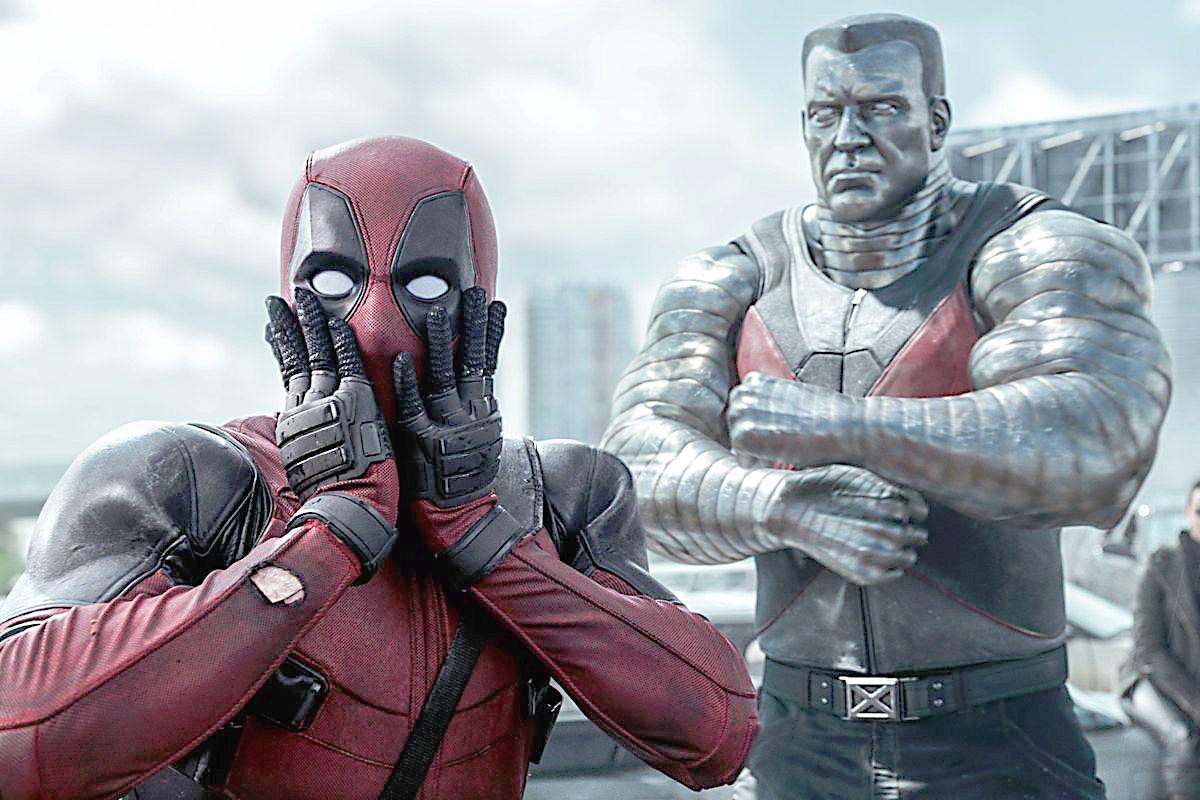 Deadpool 2' breaks the sequel curse   Movies   San Luis