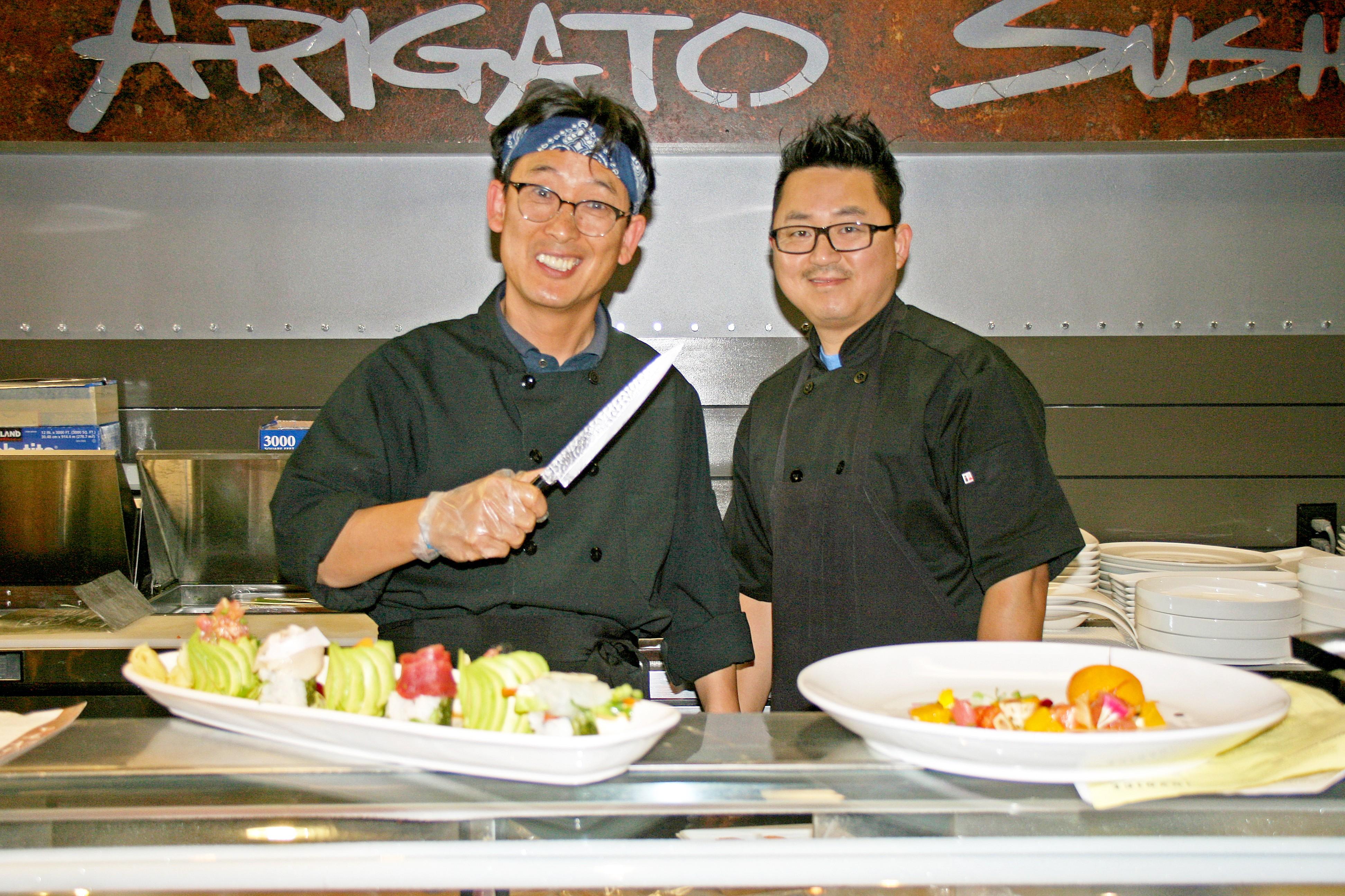 Sashimi, steak make a splash at Arigato Sushi | Flavor | San Luis