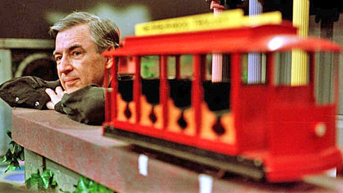 MAKE BELIEVE Documentary filmmakers explore the man behind the popular children's television show Mister Roger's Neighborhood in the movie Won't You Be My Neighbor? - PHOTO COURTESY OF FOCUS FEATURES