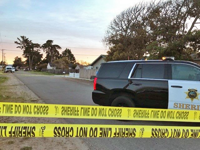 SECOND TIME The SLO County Sheriff's Office is investigating the second homicide in Oceano thus far in 2019. - PHOTO COURTESY OF THE SLO COUNTY SHERIFF'S OFFICE