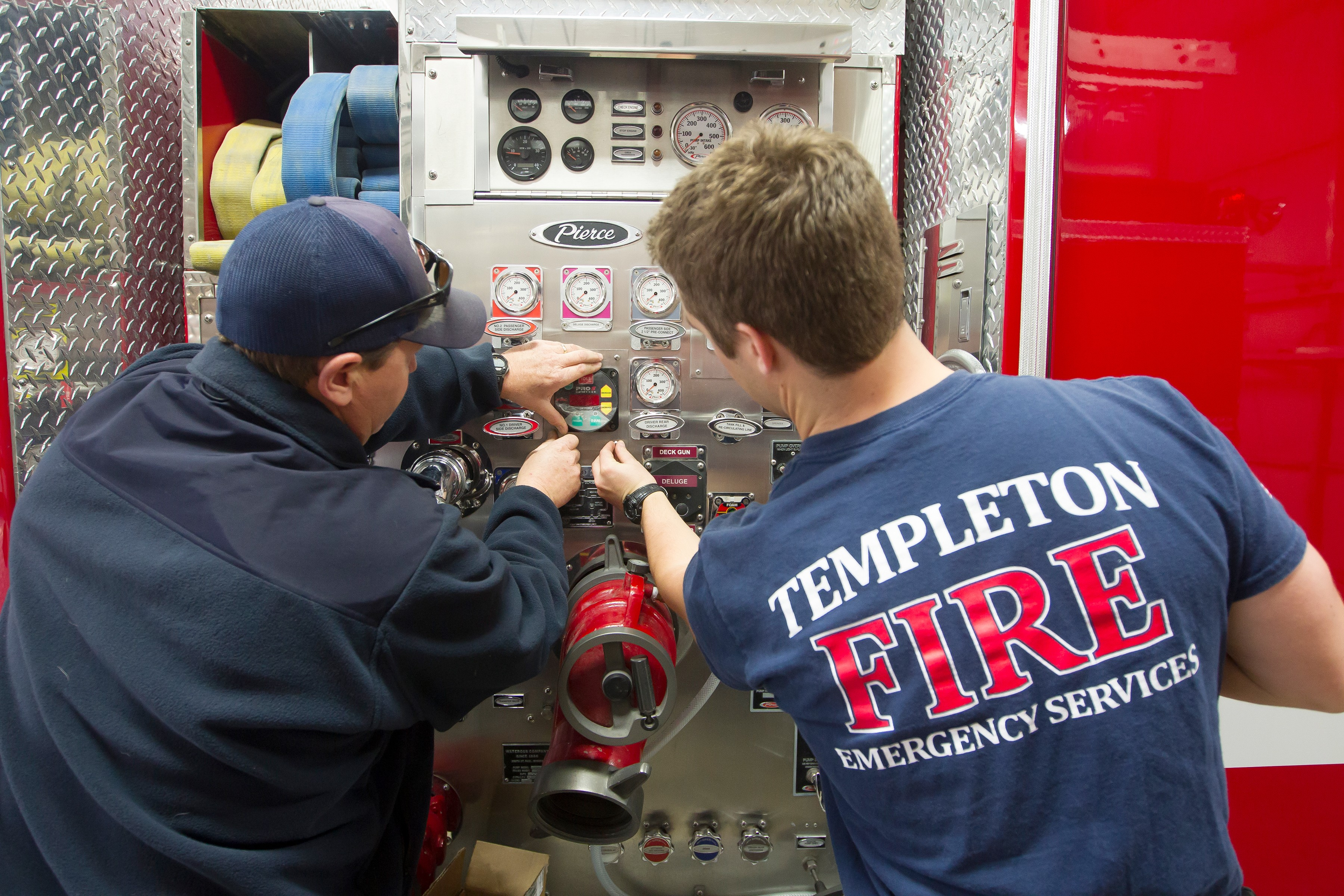 Templeton could soon vote to fund its fire department