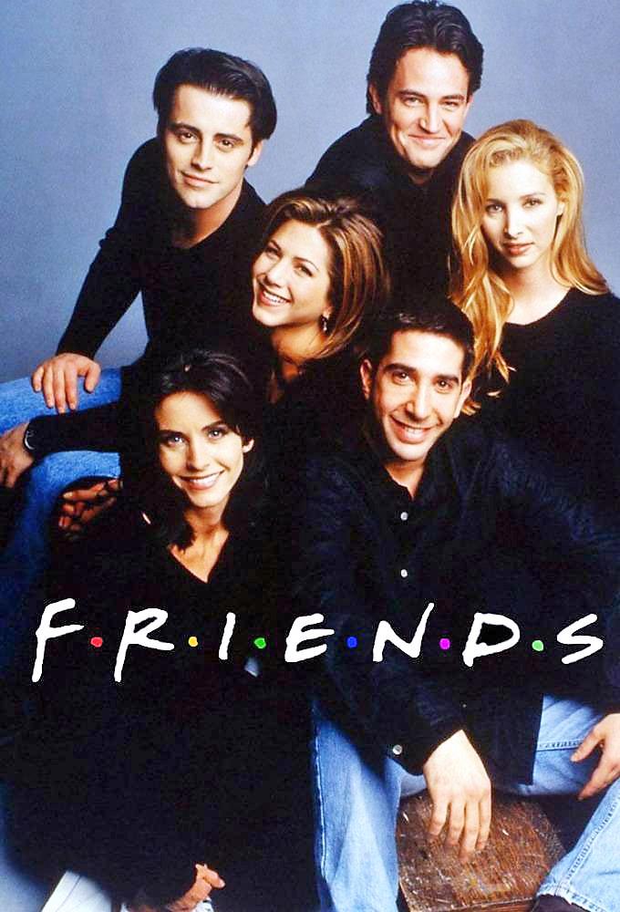 Blast from the Past: Friends | Movies | San Luis Obispo | New ...