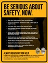 <b>WARNINGS</b> After the arrest of an Uber driver accused of sexually assaulting four young women, SLO Police distributed this flyer of safety tips.