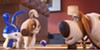<b>FOUR-LEGGED HEROES </b>The pets are at it again: Snowball (Kevin Heart), Gidget (Jenny Slate), and Pops (Dana Carvey) team up to save their newest neighbor in the New York City, in <i>The Secret Life of Pets 2</i>.