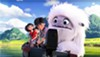 <b>EVEREST HERE WE COME </b>After discovering a magical Yeti on a rooftop, a group of three friends work together to return him to Mount Everest, in <i>Abominable</i>.