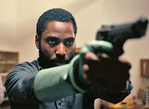 <b><i>Tenet</i></b> explores time manipulation in a gripping sci-fi action format