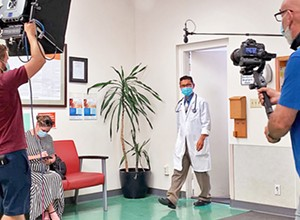 Doctors encourage women to get screened for breast cancer, emphasizing safety during COVID-19
