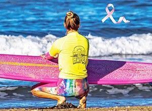 Surfing for Hope Foundation is holding its first Women's Cancer Survivor Summit in October