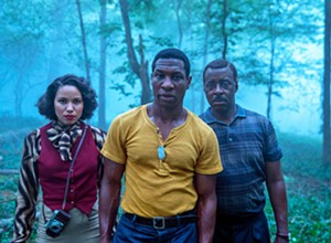 <b><i>Lovecraft Country</i></b> mixes a sociopolitical examination of American racism with pulpy B-movie horror