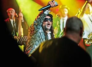 Upside Ska plays a Nov. 19 streaming benefit concert for the Morro Bay National Estuary Program