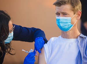 SLO County receives, administers first round of COVID-19 vaccines