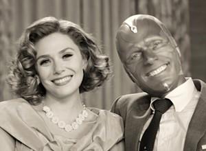 <b><i>WandaVision</i></b> examines grief via an homage to TV sitcoms through the decades
