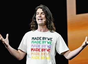 <b><i>WeWork: Or The Making And Breaking Of A $47 Billion Unicorn</i></b>