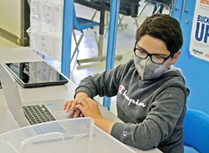 San Luis Coastal's learning pods help students to rebound after struggling with distance learning