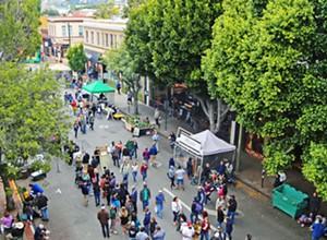 Thursday night farmers' market to return May 6