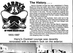 Same bar, new look: Harry's Night Club and Beach Bar gets a refresh