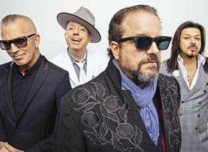 Grammy Award winners The Mavericks and Los Lobos co-headline Vina Robles Amphitheatre on Aug. 14