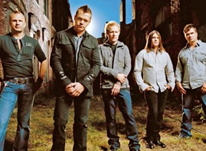 3 Doors Down comes to Vina Robles Amphitheatre on Aug. 29