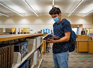 Amid SLO County's worst COVID-19 surge yet, higher education is returning to the classroom with mask, vaccine, and quarantine mandates