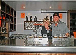 Two hearts plus one big dream come to a head at Paso's Silva Brewing Co.