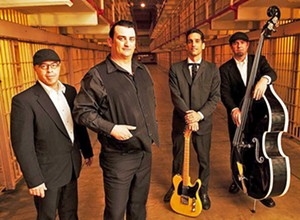 Johnny Cash tribute act Cash'd Out comes to Tooth & Nail Winery on May 14