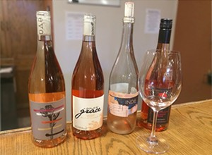 Blush-colored glasses: It's rosé season--all day, every day