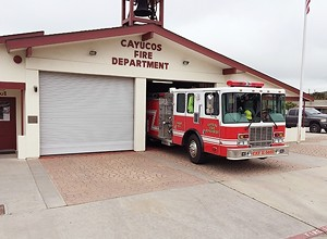 Cayucos decides to dissolve its fire department
