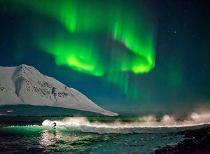 New Waves: SLO local Chris Burkard's film explores surfing in Iceland