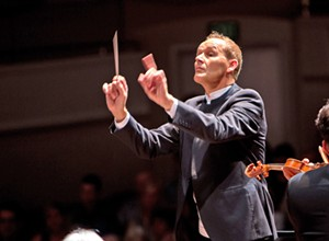 The maestro is here: SLO Symphony hires New Zealand conductor Andrew Sewell after year-and-a-half search