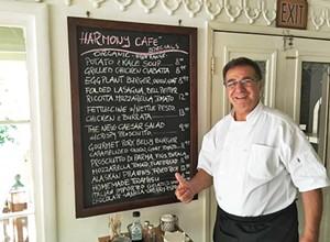 Italian Master Chef Giovanni Grillenzoni finds new home for Harmony Café in Cambria