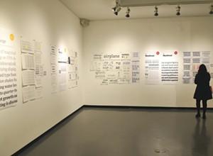Swiss typeface designer Nina Stössinger brings her work to Cal Poly
