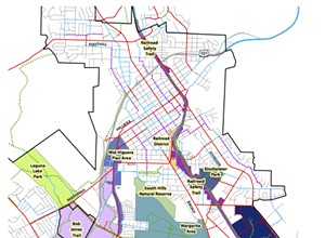 For bike's sake: New bike facilities are coming to SLO, concerning some residents and commuters