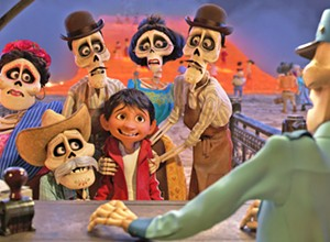 'Coco' is a gorgeous, touching animated adventure for the whole family
