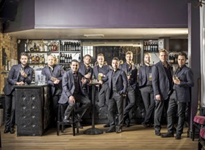 The Ten Tenors will pay tribute to fallen musical icons on March 7 at the SLOPAC