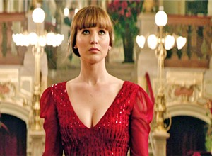'Red Sparrow' is as gray and lifeless as its oppressive Russian locale