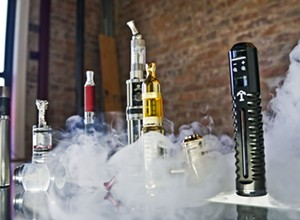 Vapes of wrath: Availability and youth use of e-cigarette products is growing in SLO County