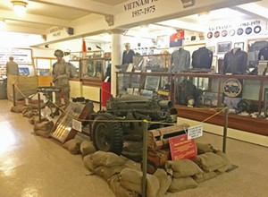 Central Coast Veterans Memorial Museum works to preserve history