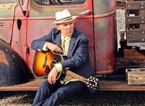 John Hiatt recreates his classic 1988 album Slow Turning at the Fremont Theater