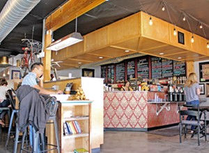 Nautical Bean opens new, totally tubular locale