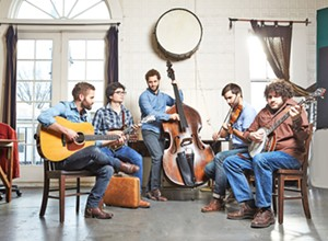 Parkfield hosts its 20th annual bluegrass festival May 10-13