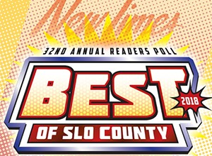 Best of SLO County 2018