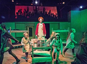 SLO Rep brings classic musical 'Annie!' to the stage