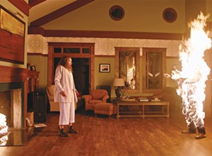 'Hereditary' is an effective slow burning supernatural horror thriller