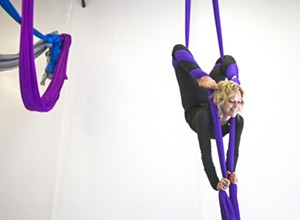 Flying high: Suspended Motion Aerial Arts closes, Levity Academy opens in its place