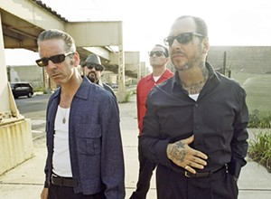 Social Distortion plays the Avila Beach Golf Resort on July 20