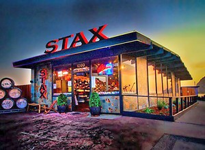 Stax Wine Bar is now a bistro too