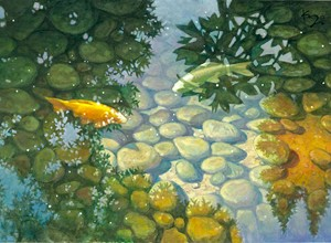 Fluid: Los Osos artist David Kreitzer's exhibit explores water