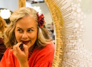 SLO mayor and Bluebird Salon collaborate on lipstick that benefits RISE
